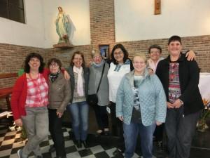 Encuentro Mons. Barba (1-11-2016) y Fiesta (21-11-2016)