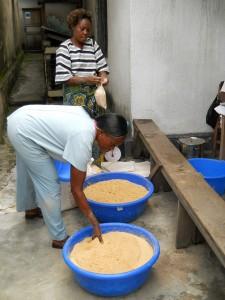 Centro diurno malnutriti